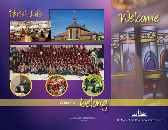 St Mary of the Knobs About Us Brochure